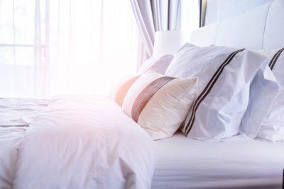 ที่นอนสะอาดปราศจากไรฝุ่น
